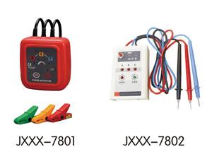 JXXX-7801/7802相序表