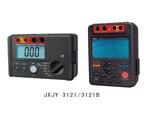 JXJY3121/3121B绝缘电阻测试仪
