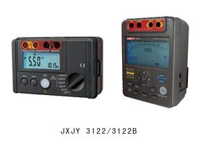 JXJY3122/3122B绝缘电阻测试仪